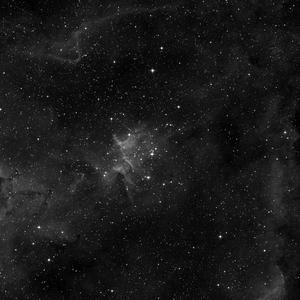 DSS image of IC1805