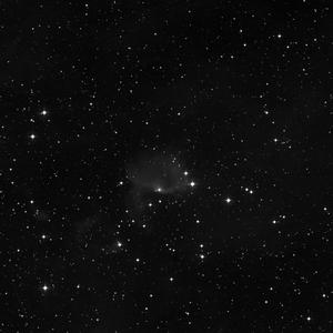 DSS image of IC 426