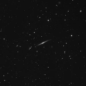 DSS image of NGC5529